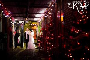Christmas wedding London