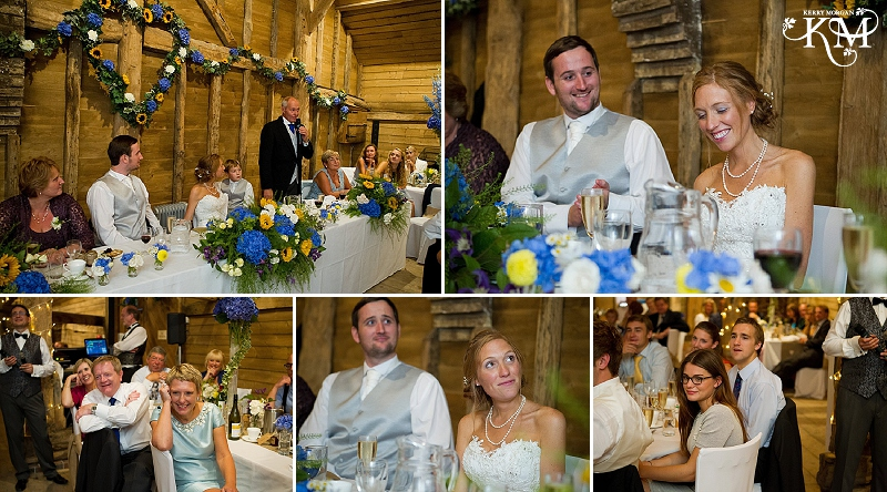 speeches at court lodge barn wedding