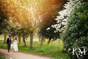 spring wedding at nonsuch mansion