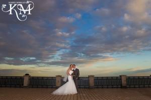 leas cliff hall wedding photos