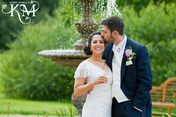 Botleys Mansion summer wedding