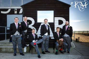 east quay lobster shack whitstable wedding