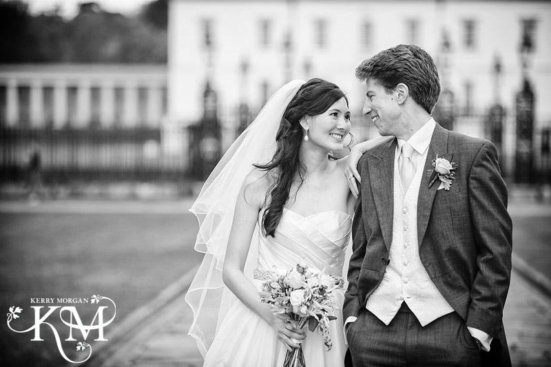 wedding photos greenwich