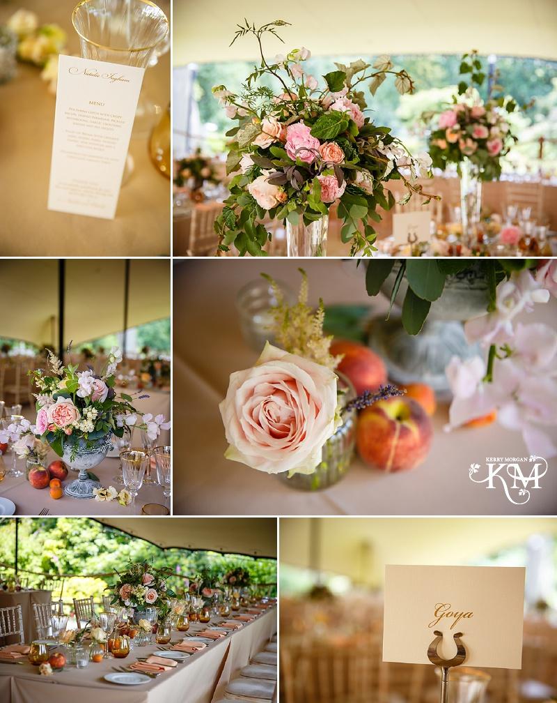 gold and cream wedding ideas