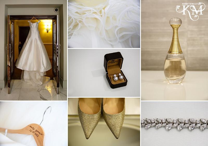 wedding at The Langham