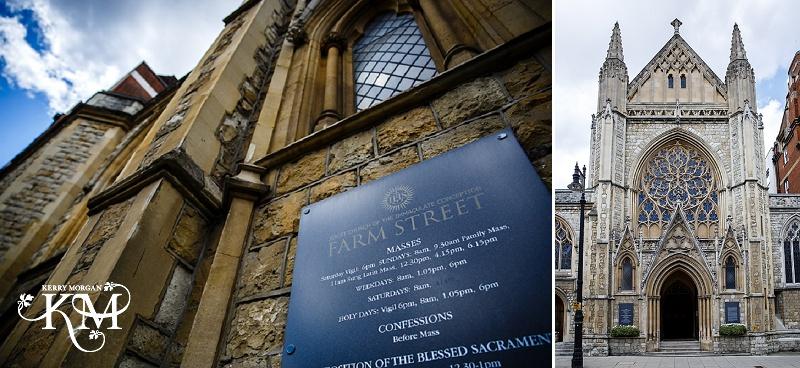 Farm Street Church London