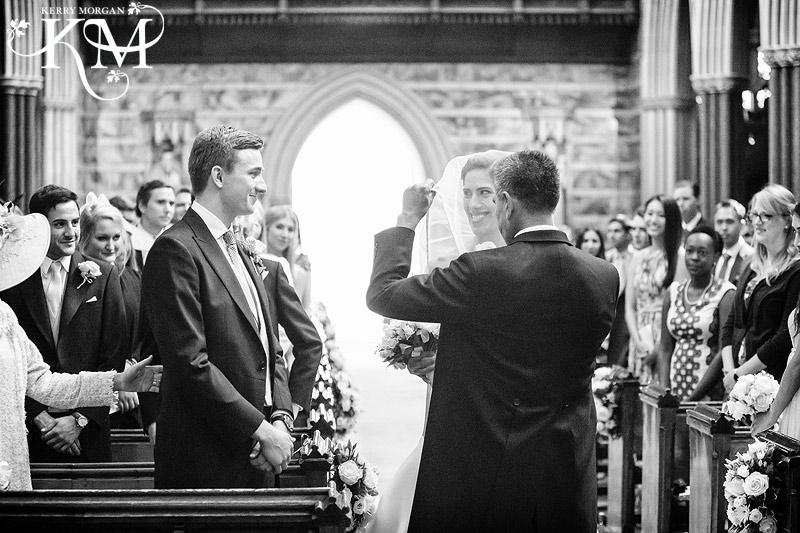 Farm Street Church London wedding photography