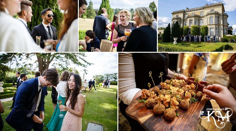 Hedsor House summer wedding