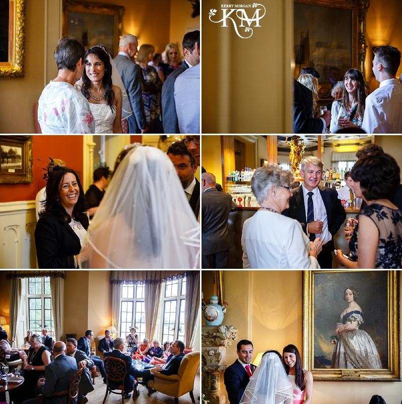 Elvetham wedding reception