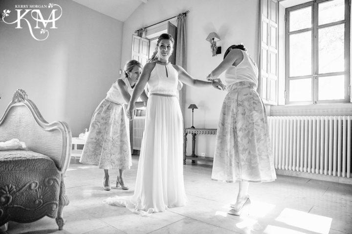 documentary wedding photographer Provence