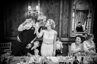 Hedsor House documentary wedding photographer