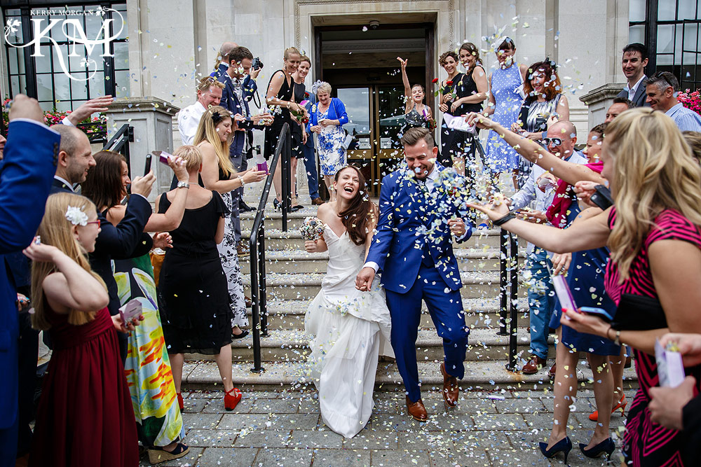 Islington Registry Office Wedding