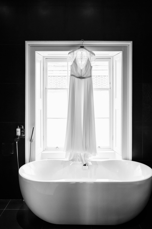 Botleys Mansion Wedding dress