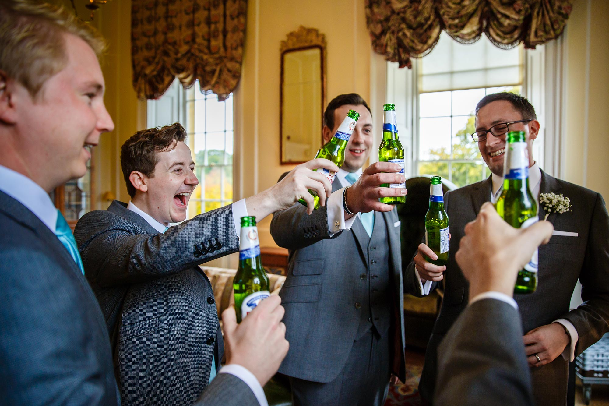 cheers at botleys mansion