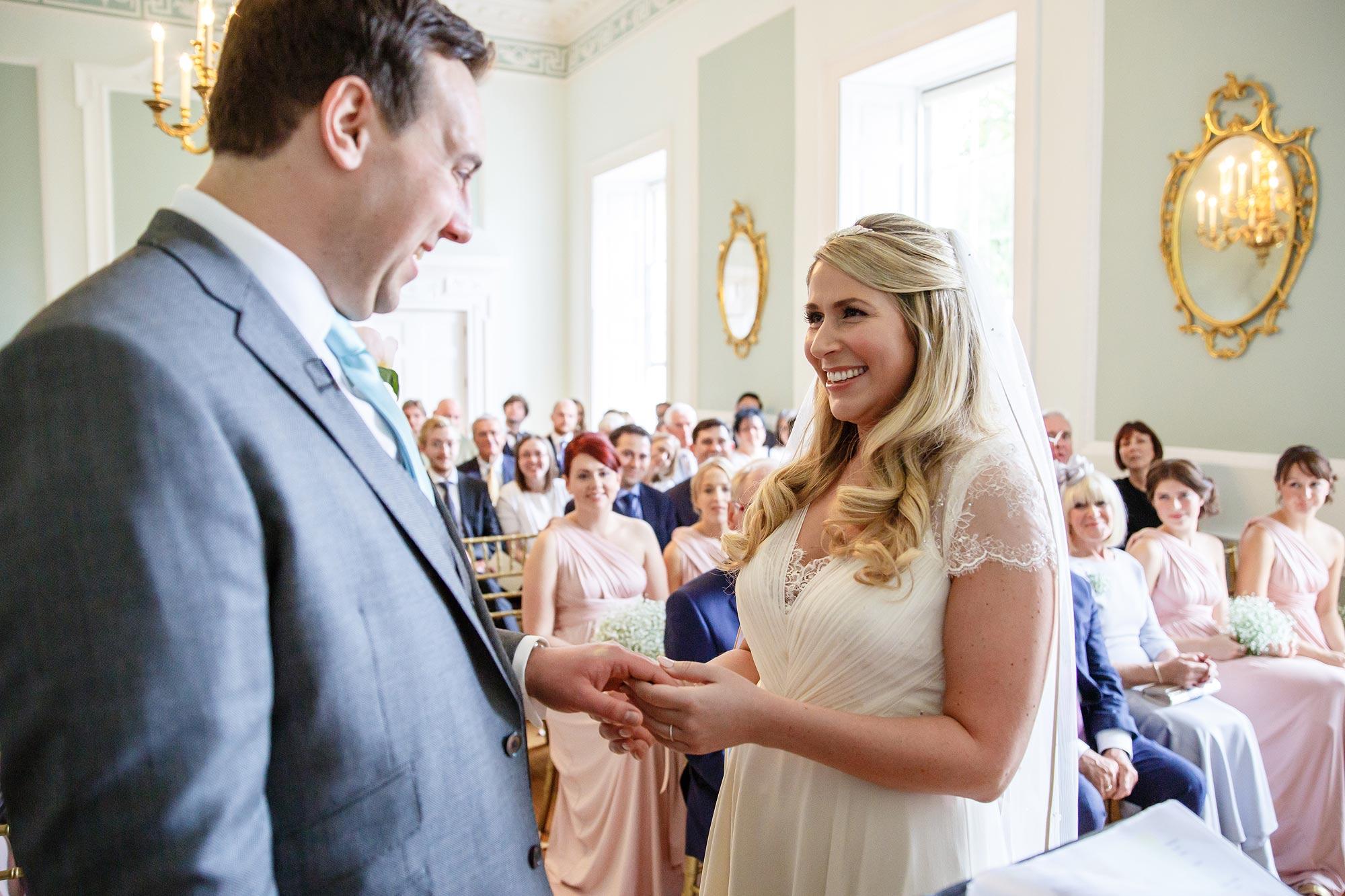 exchange of rings botleys mansion