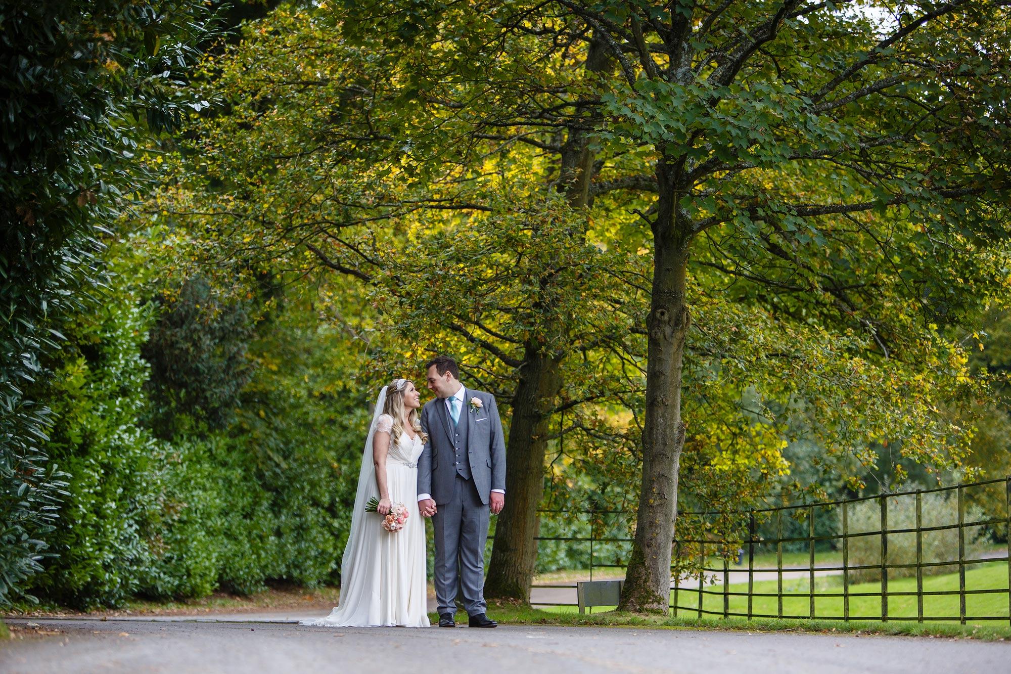 wedding photography at botleys mansion