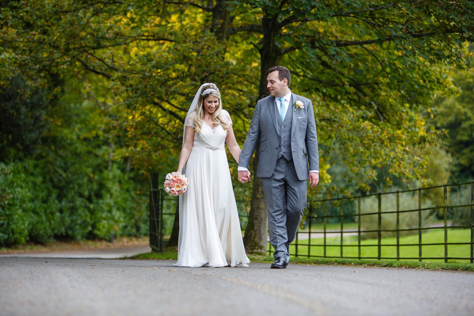 Botleys Mansion wedding photographs