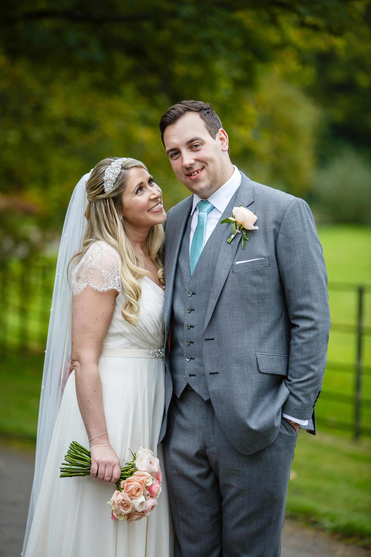 october wedding at Botleys Mansion
