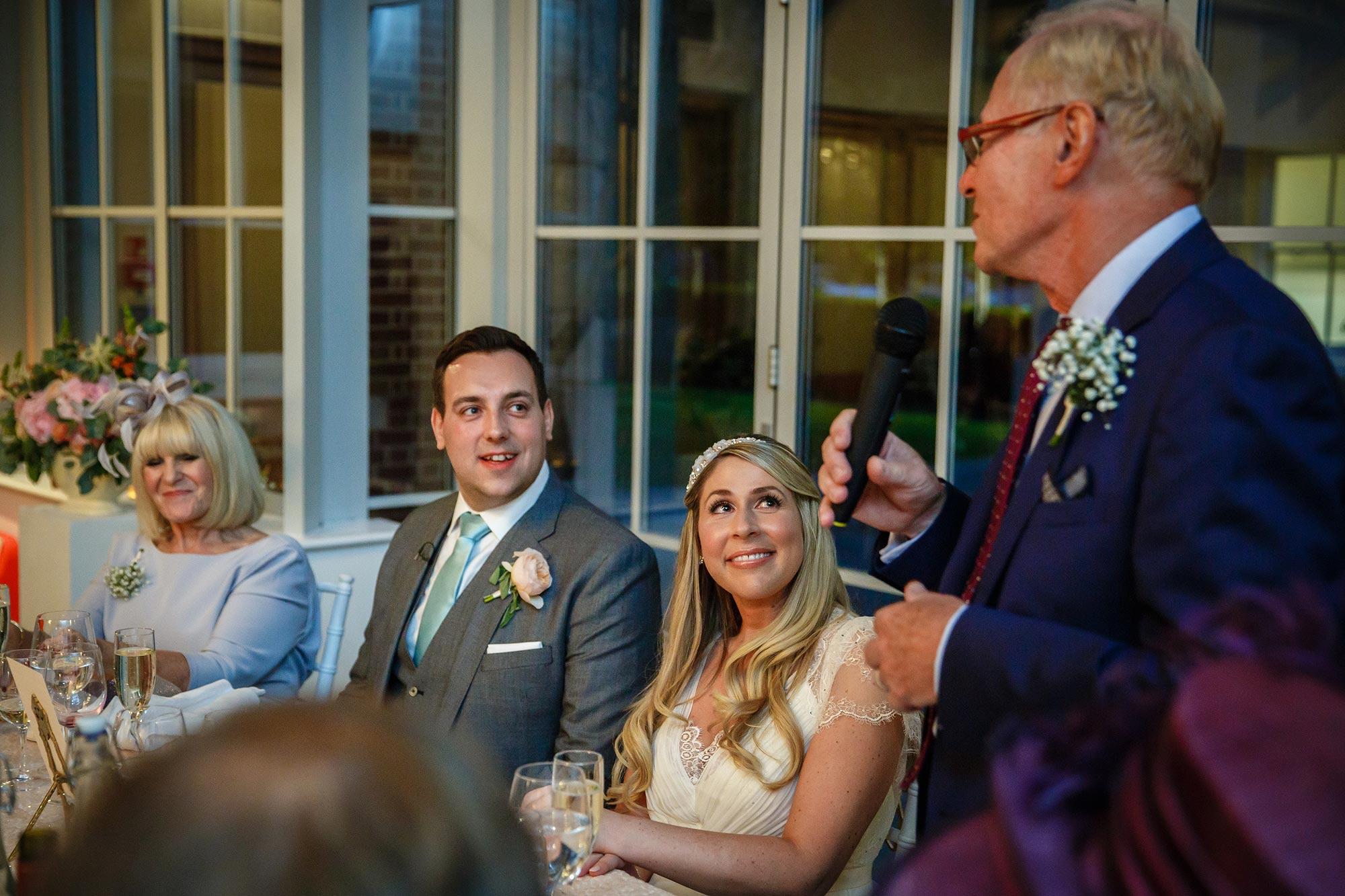Botleys Mansion Wedding listening