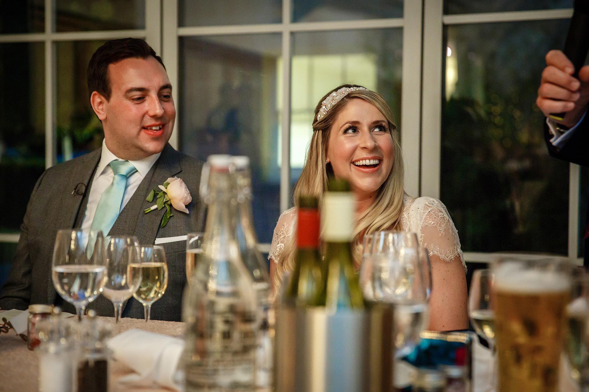 bride Botleys Mansion Wedding