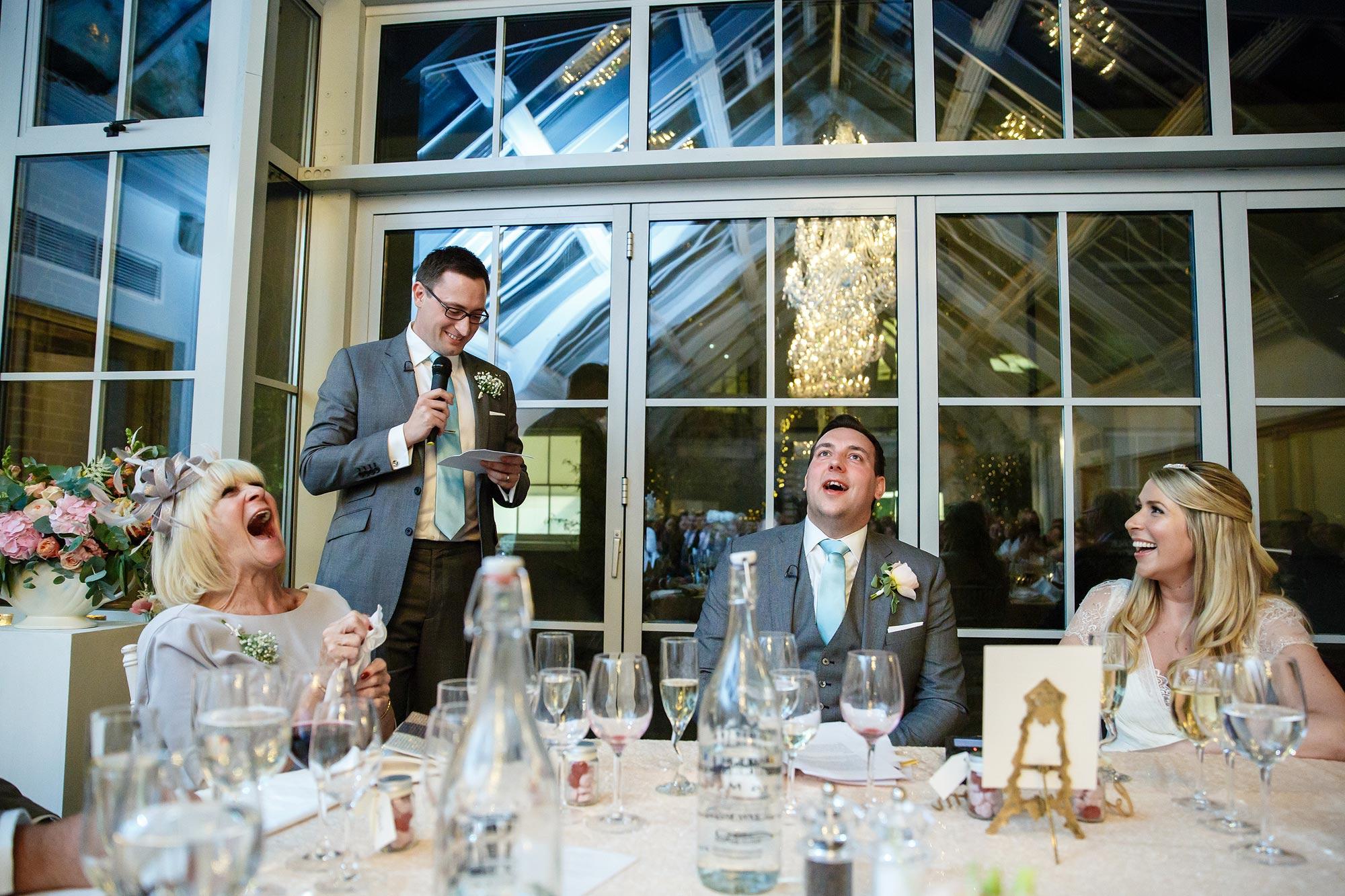Botleys Mansion Wedding photos bestman