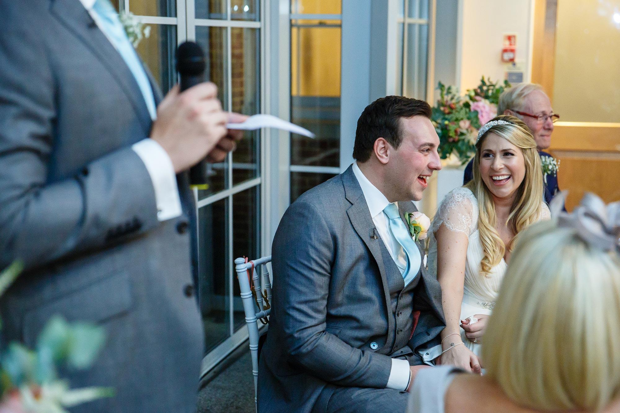 Botleys Mansion Wedding bestman