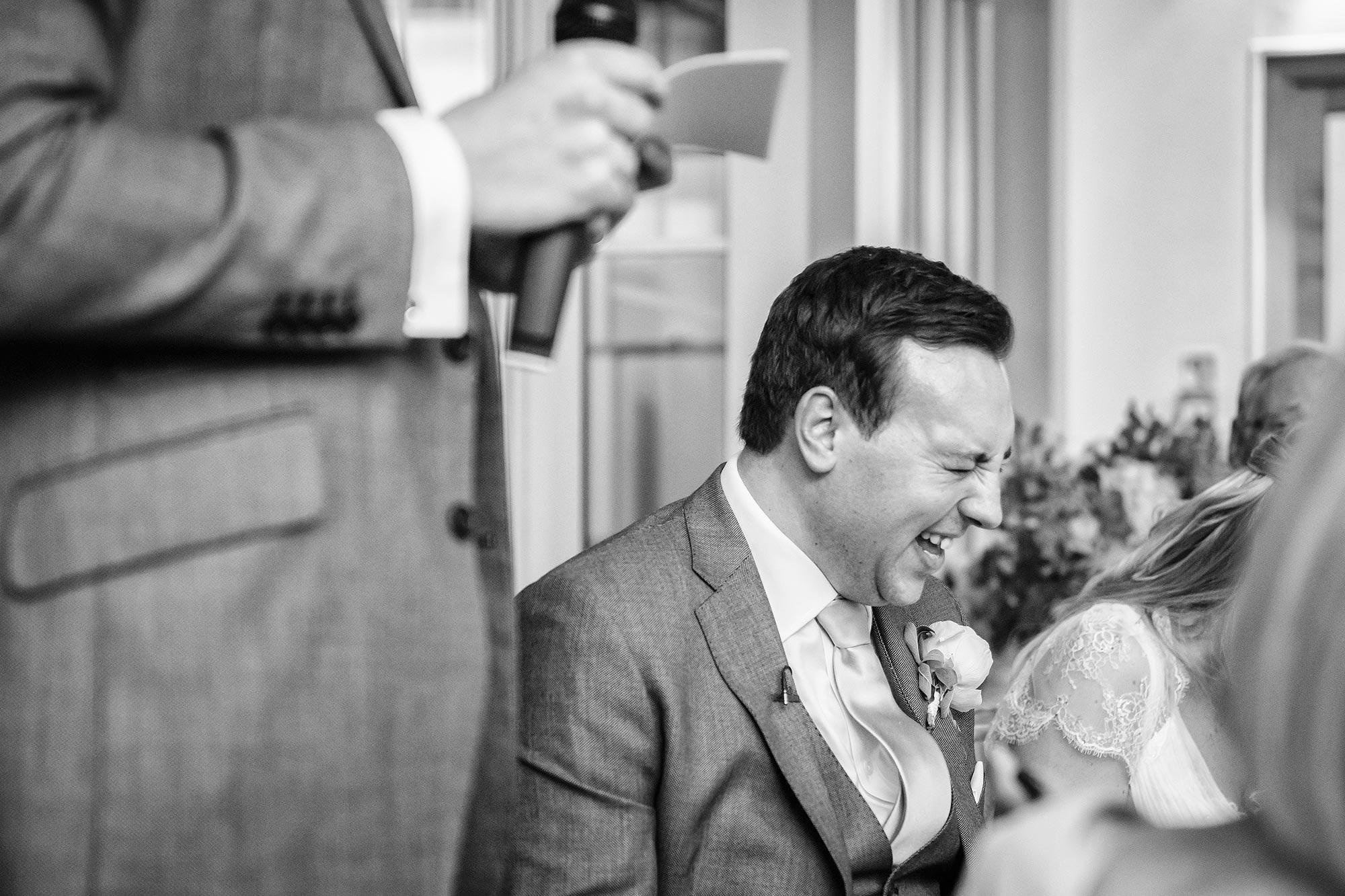 Botleys Mansion Wedding speeches