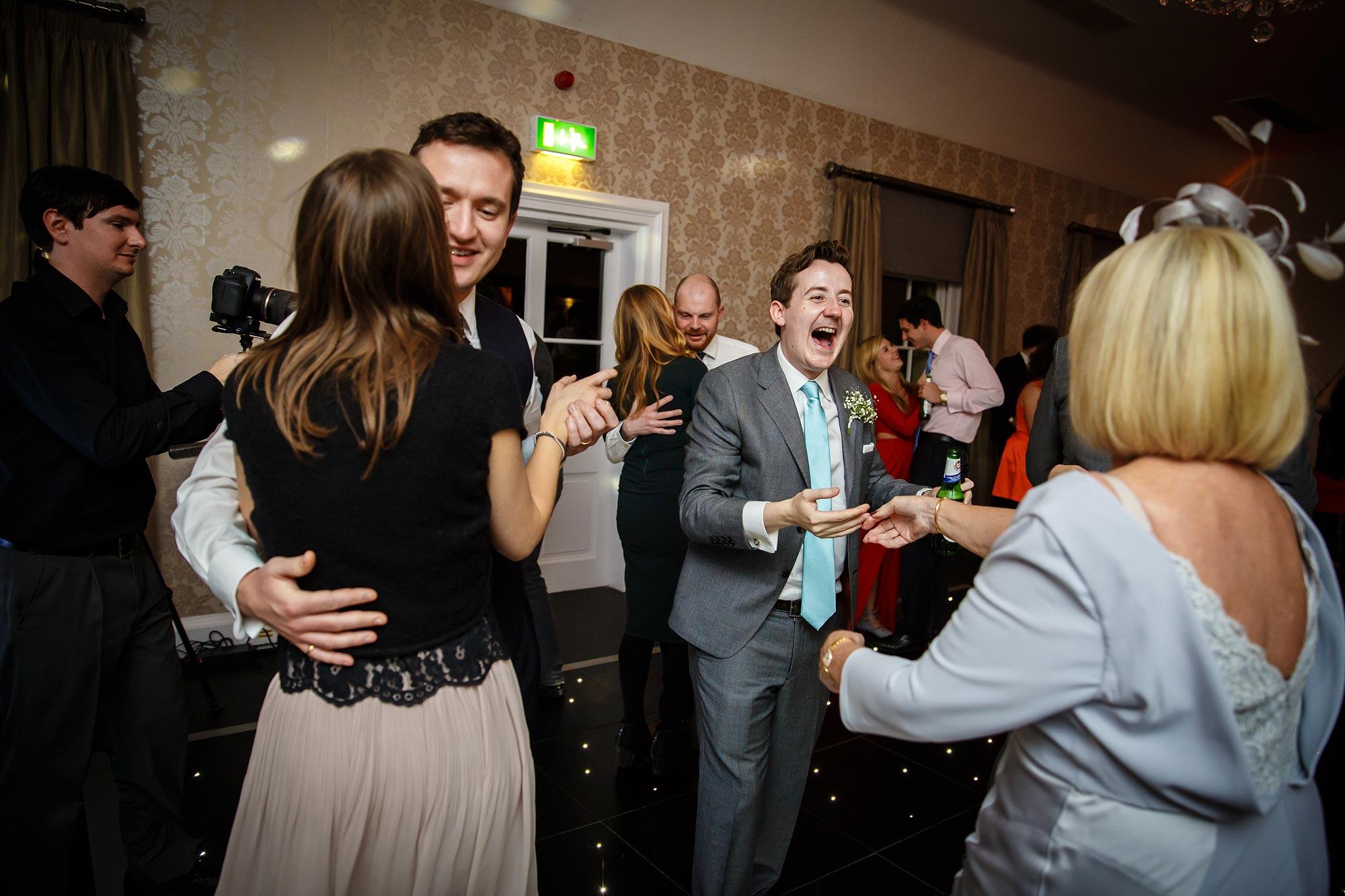 Botleys Mansion Wedding dances