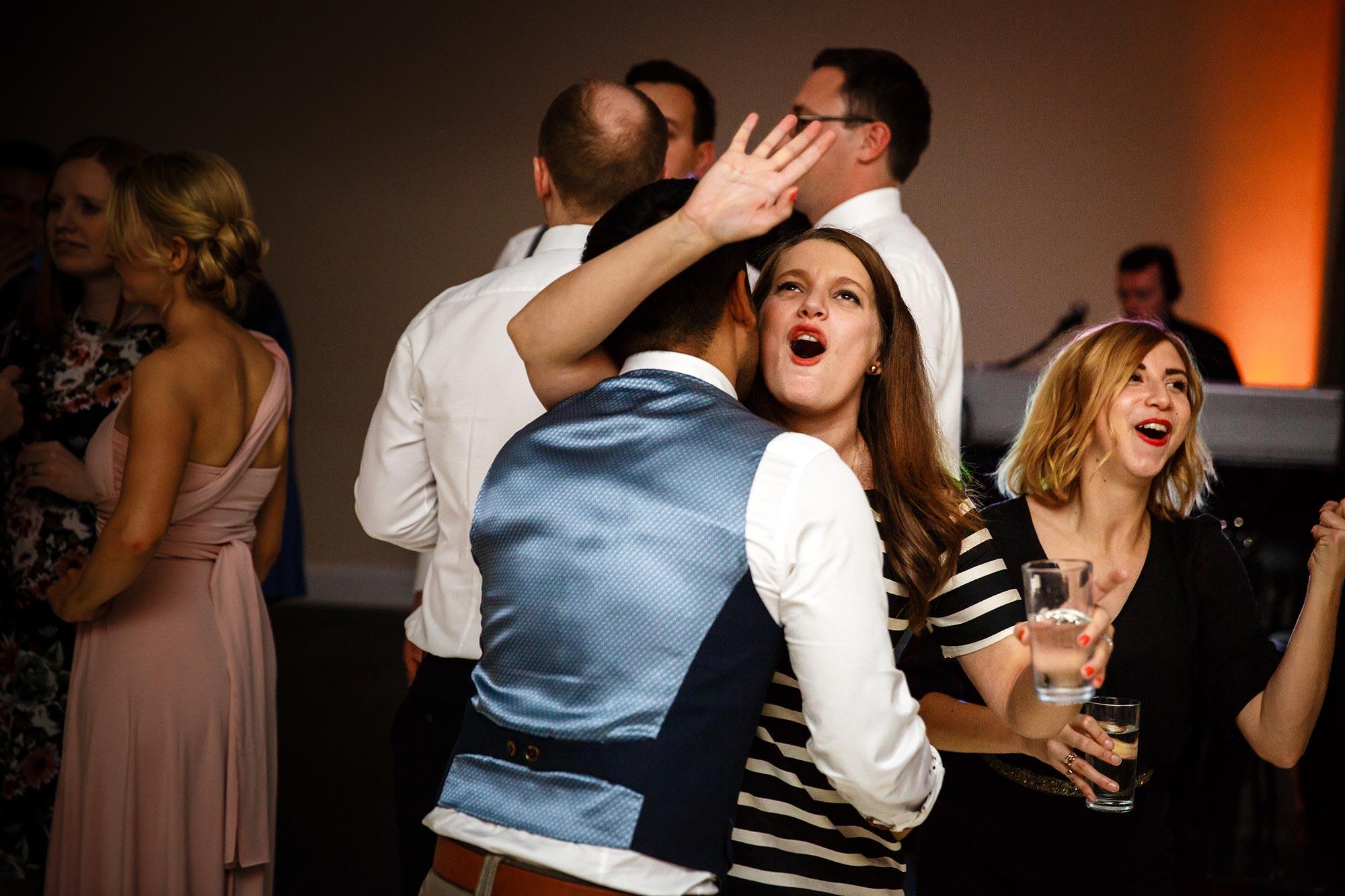 Botleys Mansion Wedding party