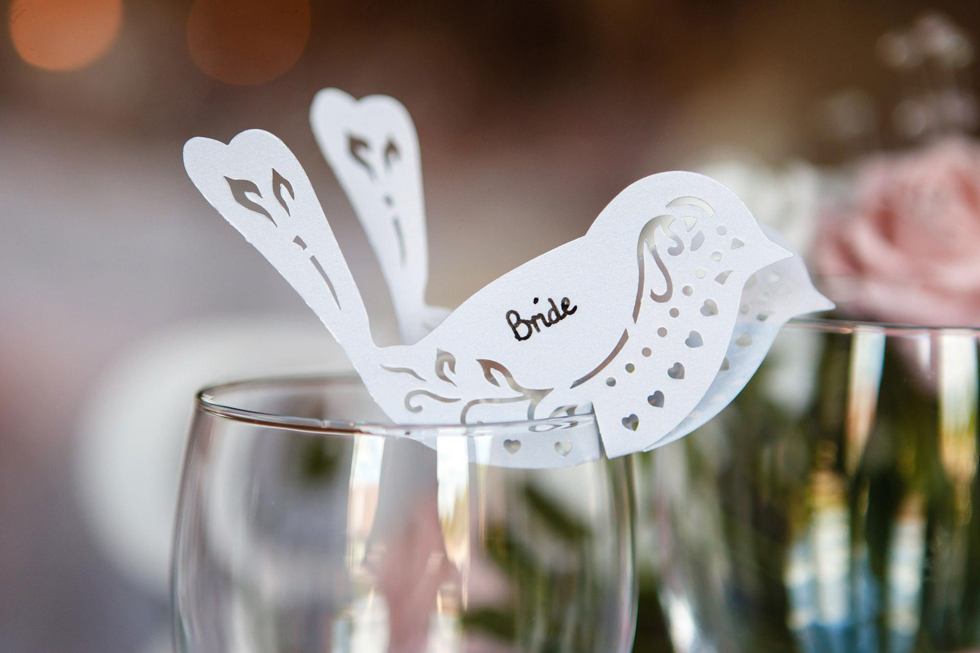 Leez Priory Wedding tables