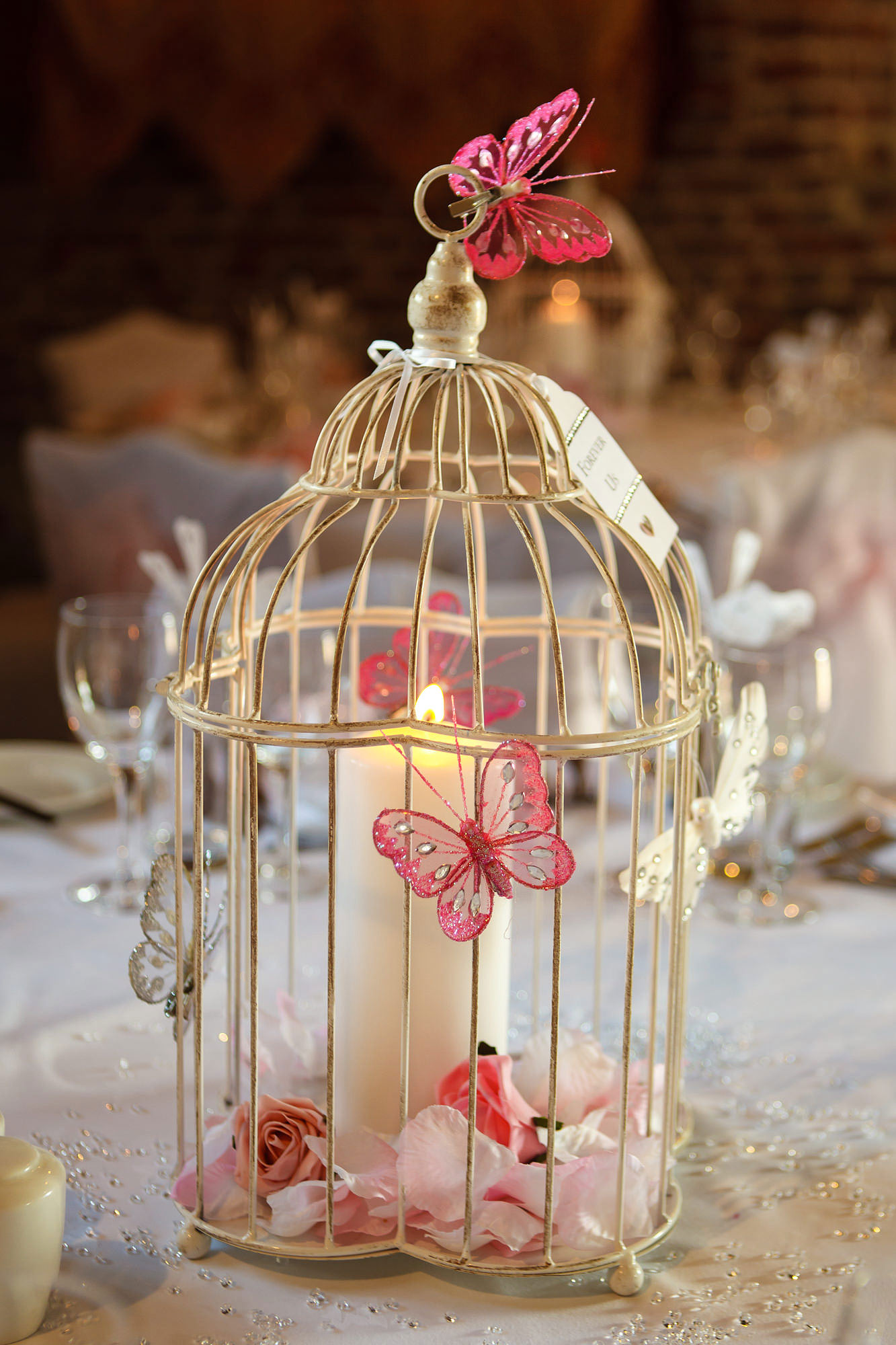 wedding bird cages essex