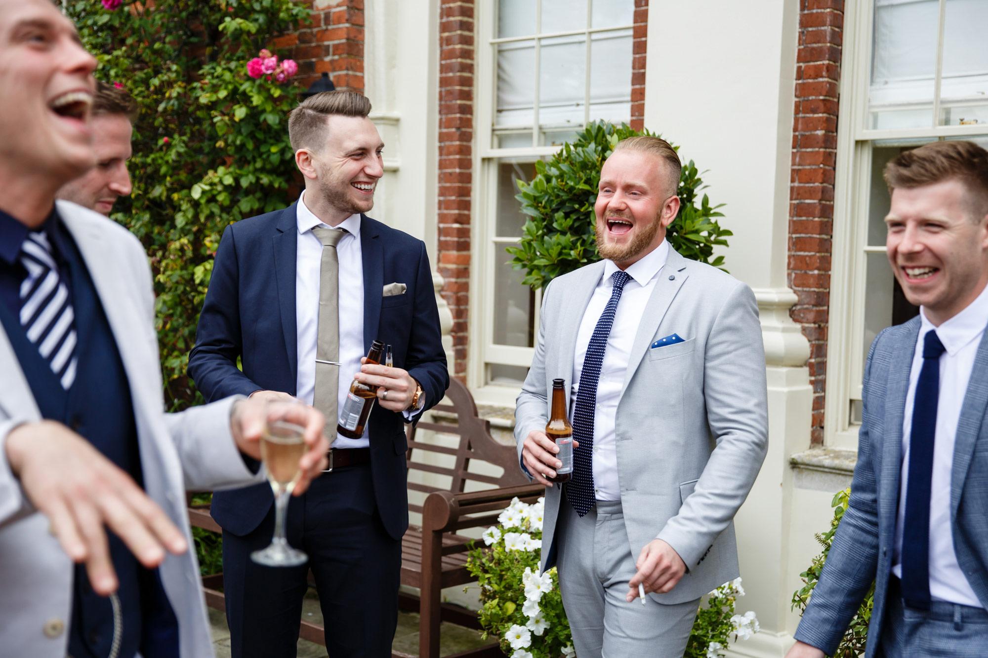 Parklands Quendon Hall Wedding Photographer
