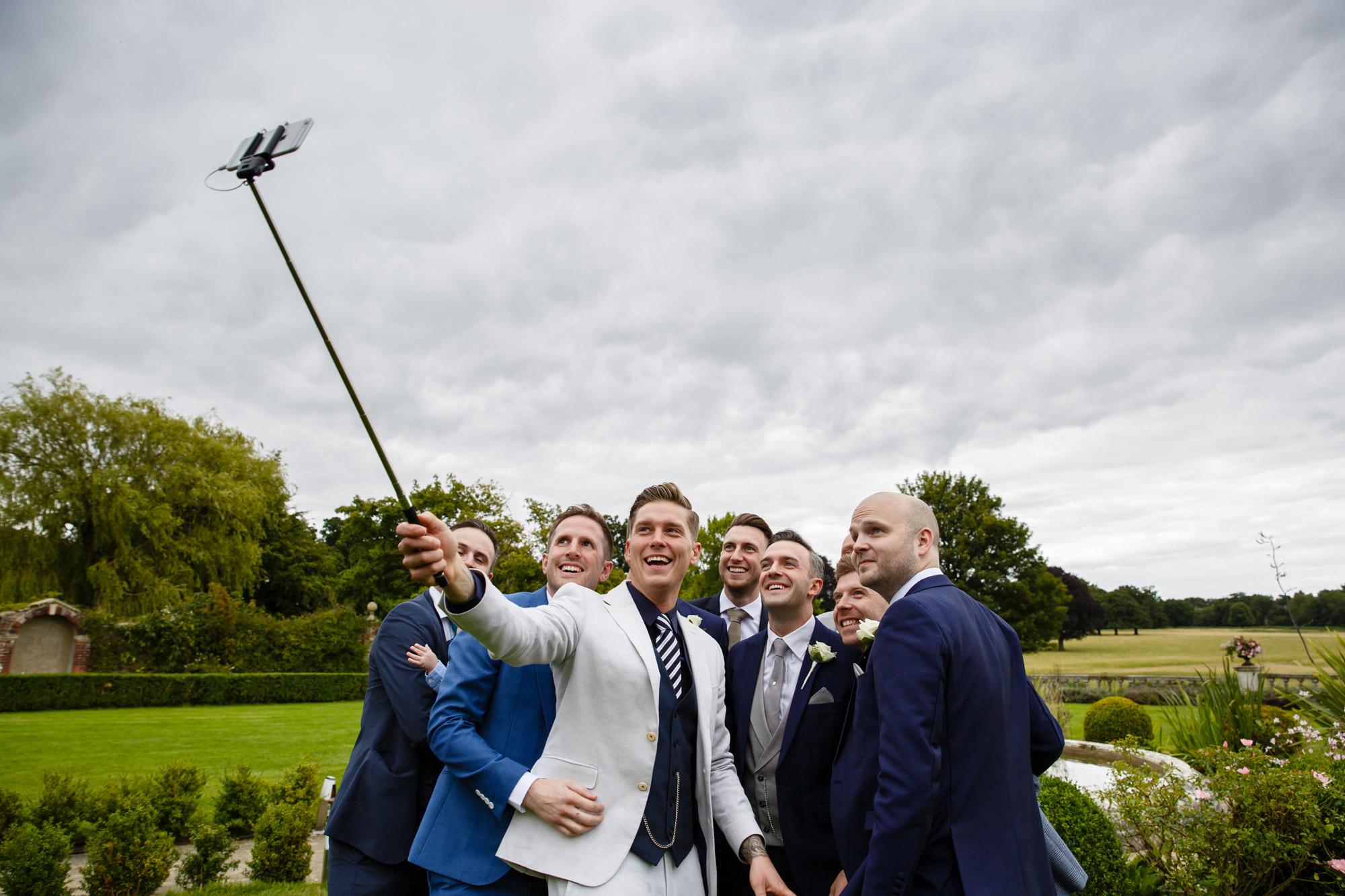 Parklands Quendon Hall Weddings