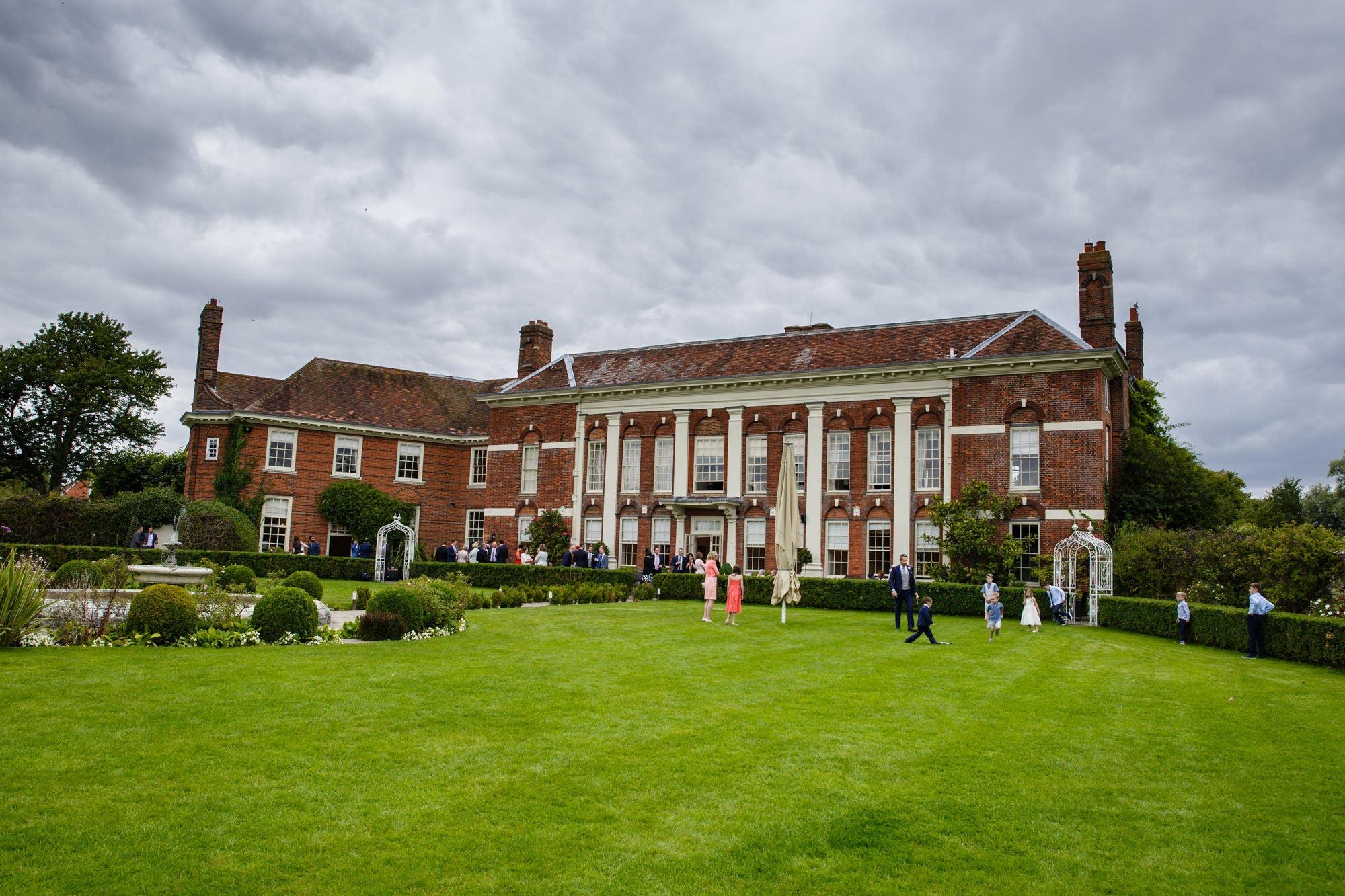 Parklands Quendon Hall