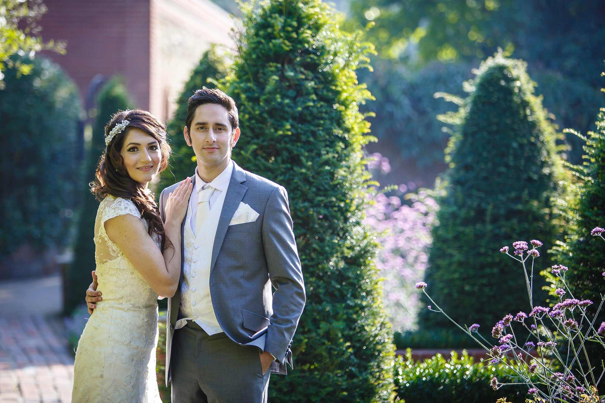 Autumn wedding the Orangery Maidstone