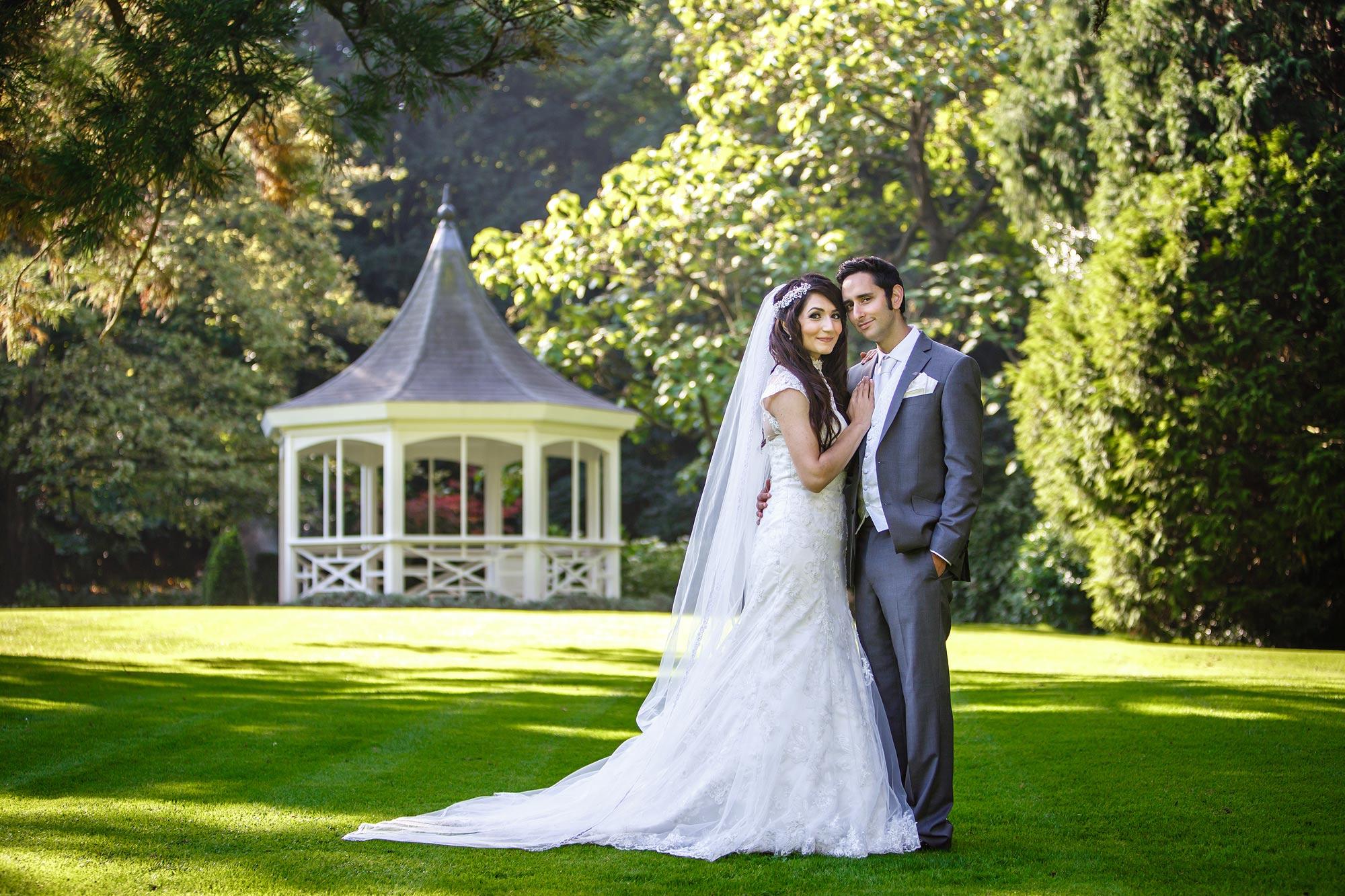 Wedding Photography Reshoot Orangery Maidstone