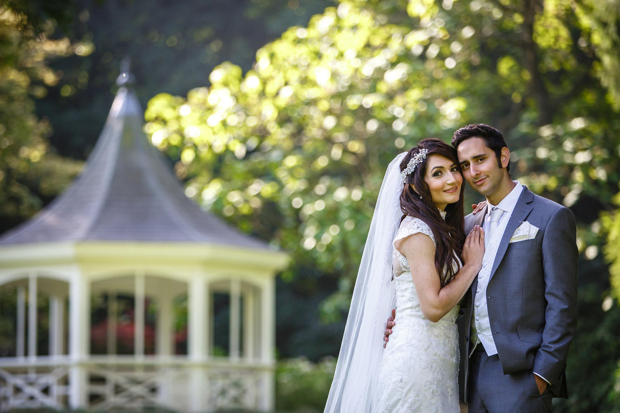 Turkey Mill Wedding Photos