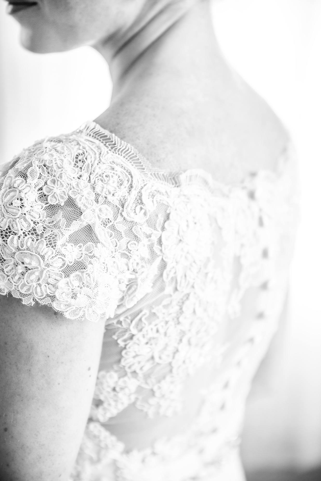 Hedsor House Wedding dress