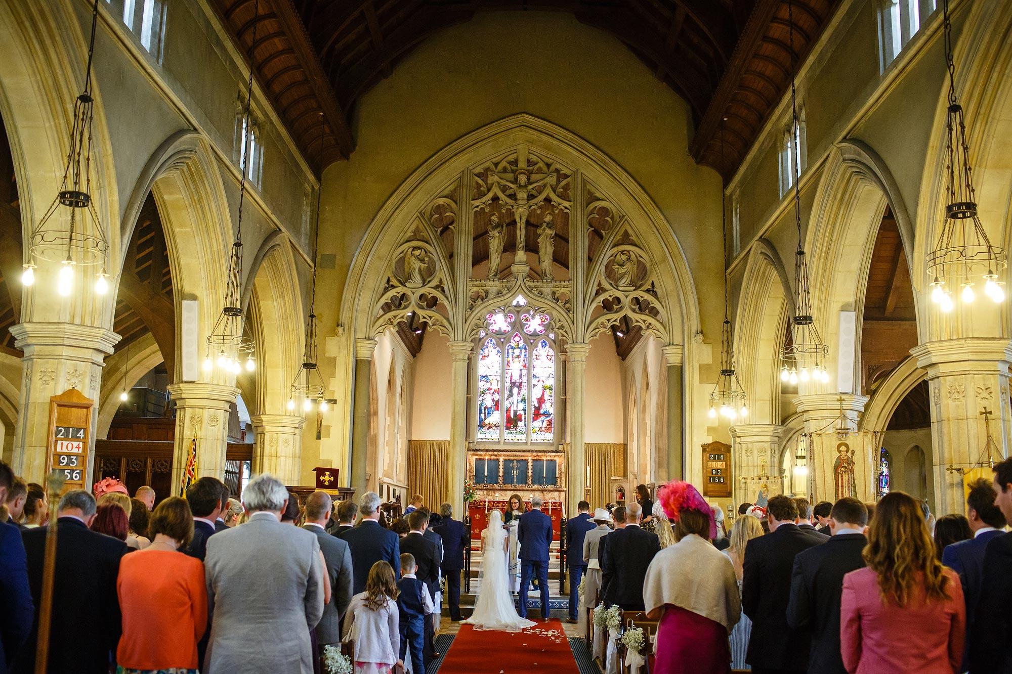 church wedding buckinghamshire