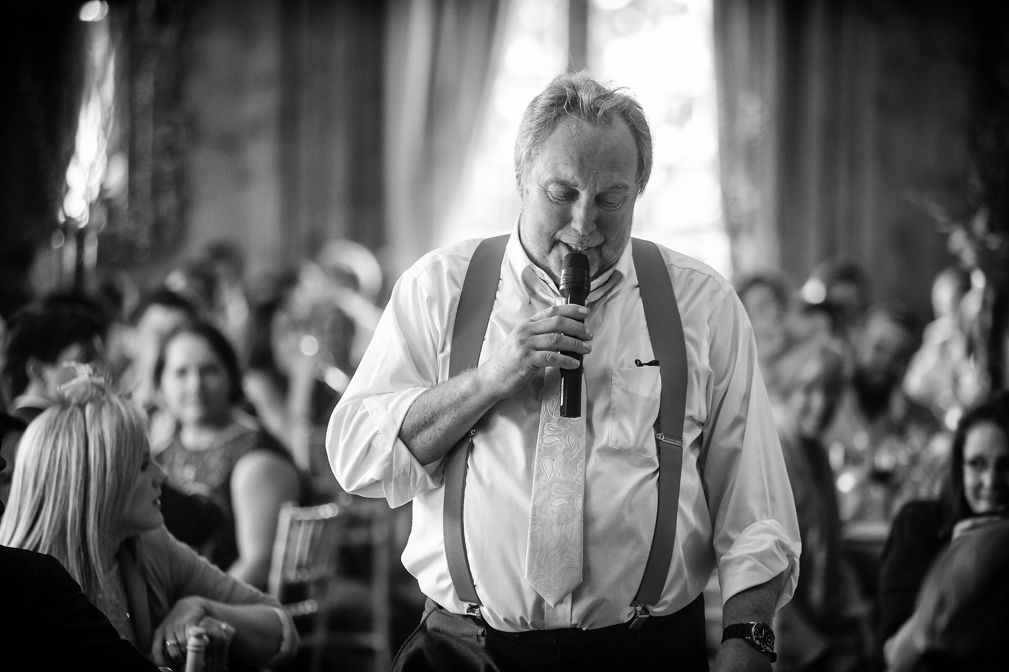 sppeches Hedsor House Wedding