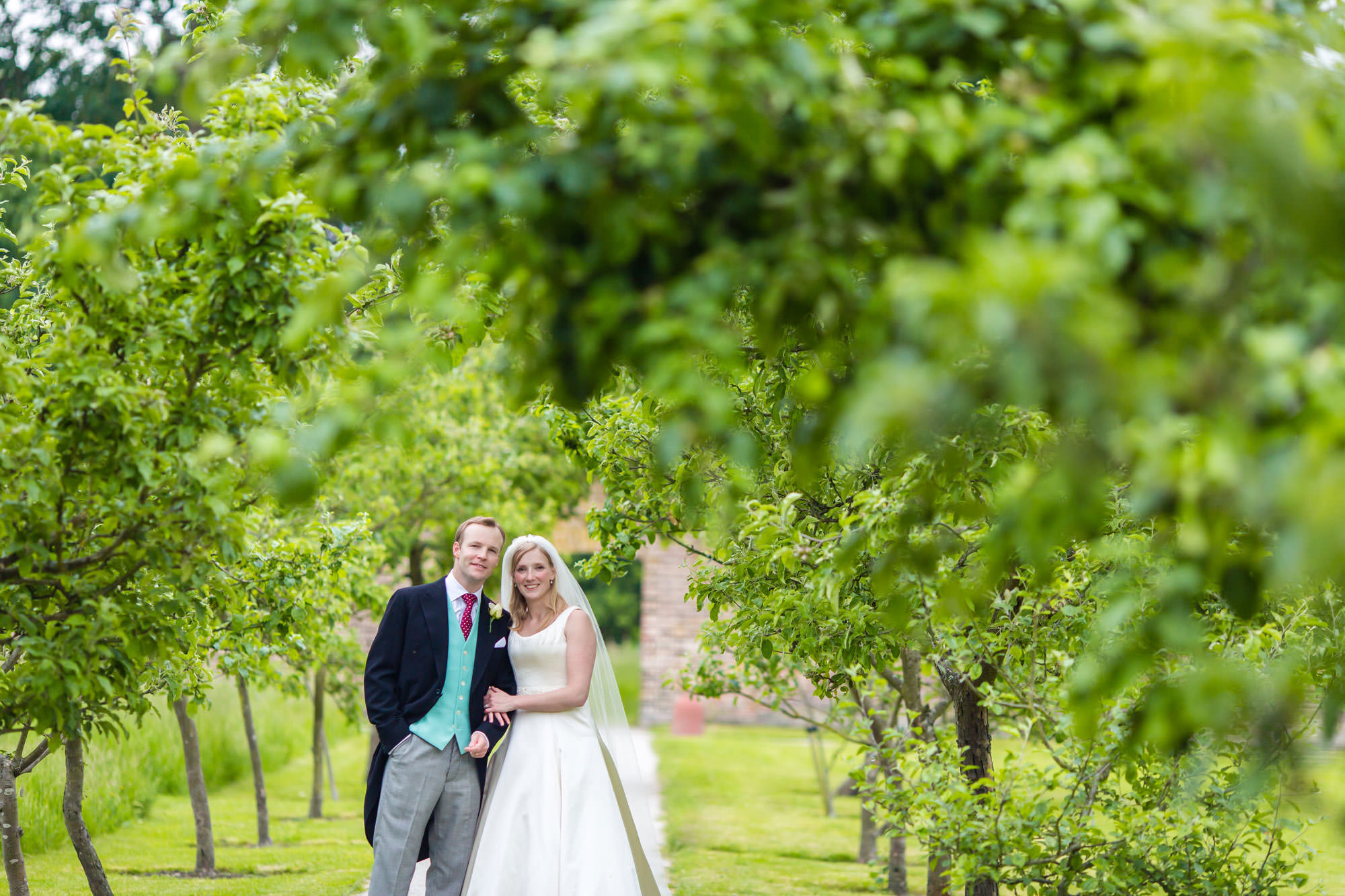 Wedding photos at Fulham Palace
