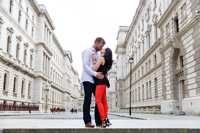 romance in london