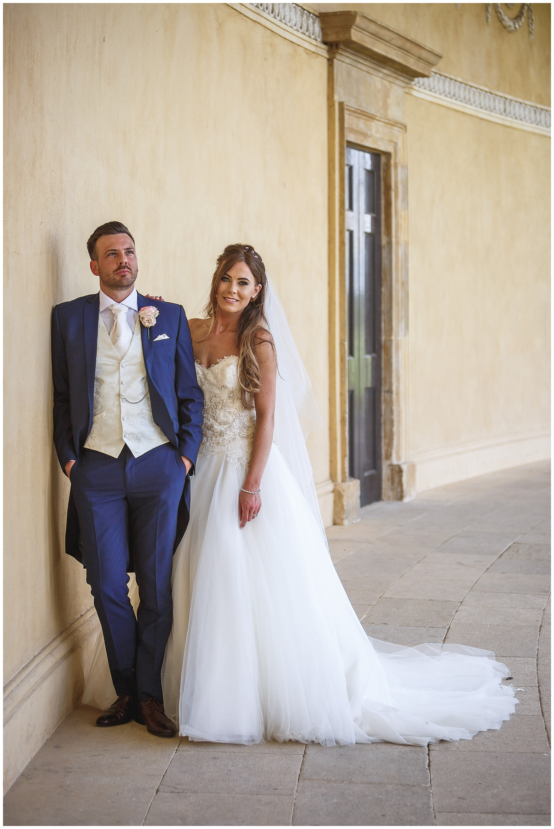 Stowe House Wedding Photos