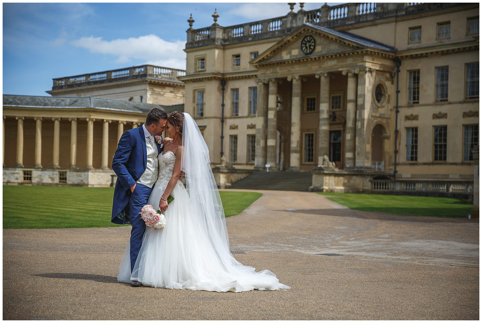 Stowe House Wedding Photographs