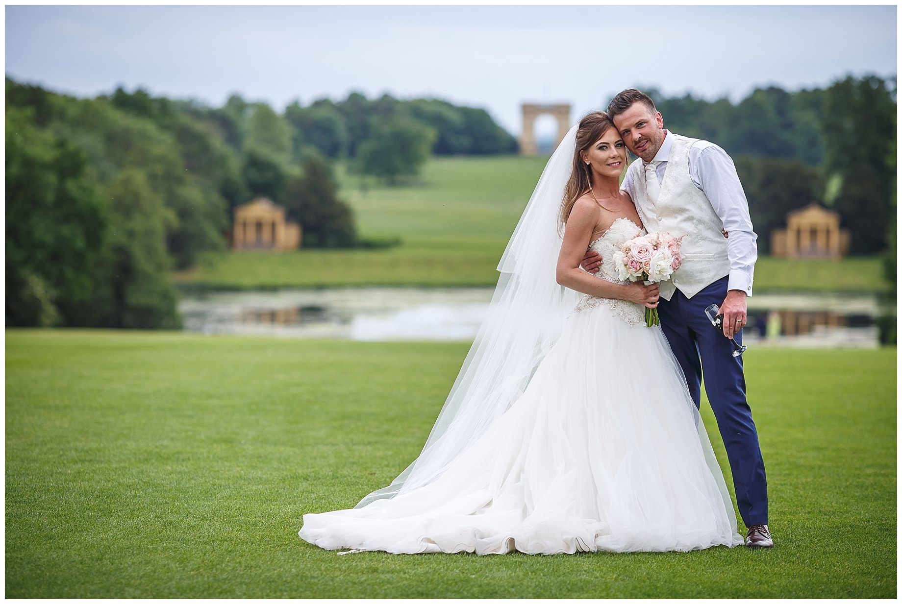 Stowe House Wedding Photography
