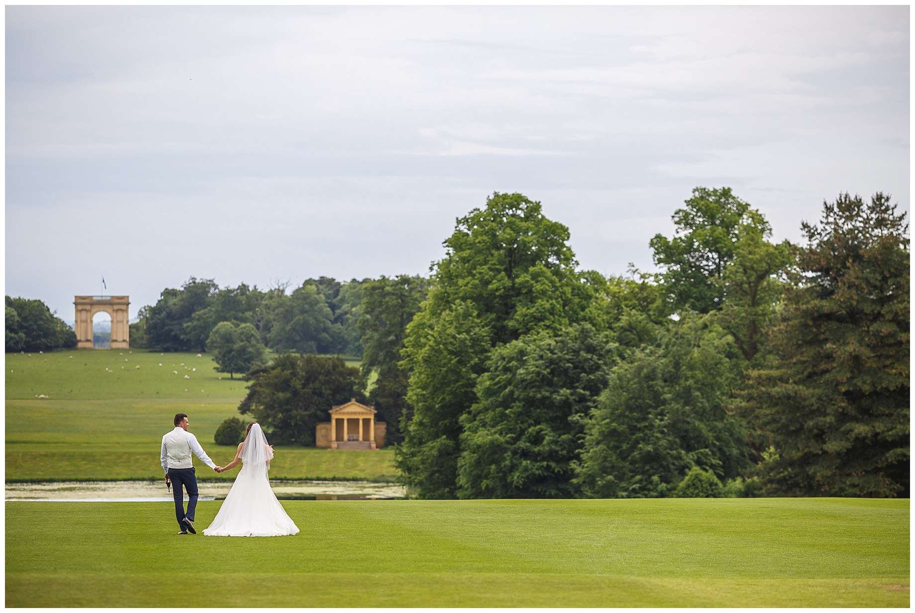 Stowe House Wedding Photographer