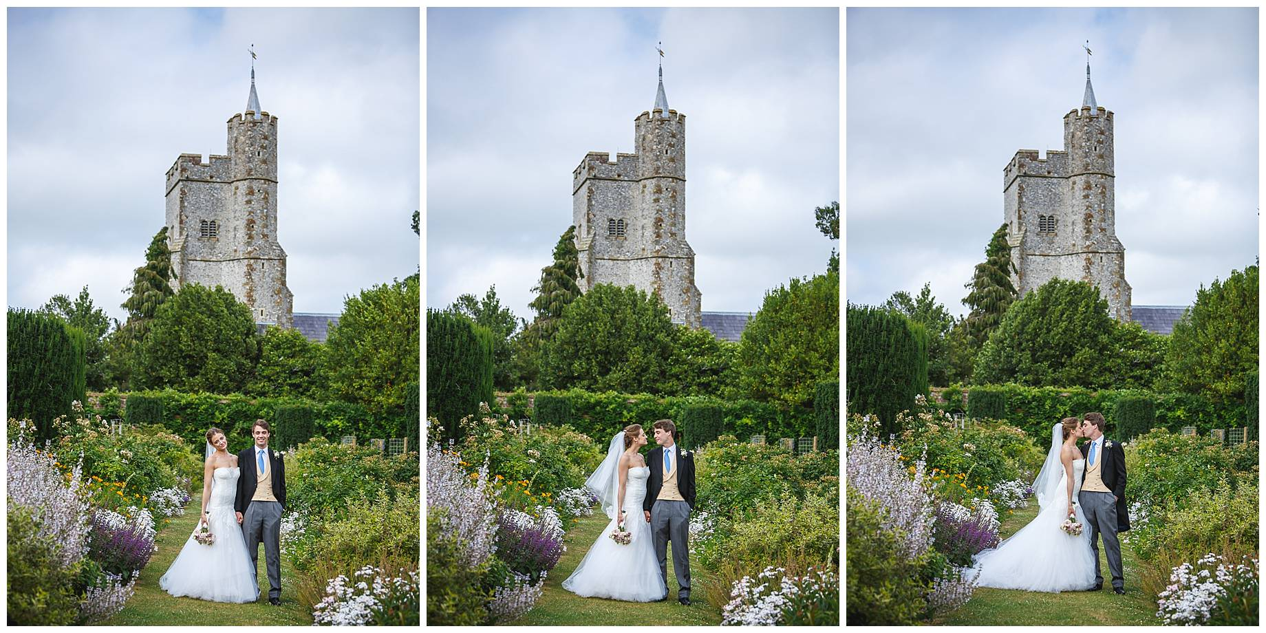 Goodnestone Park Wedding Photos