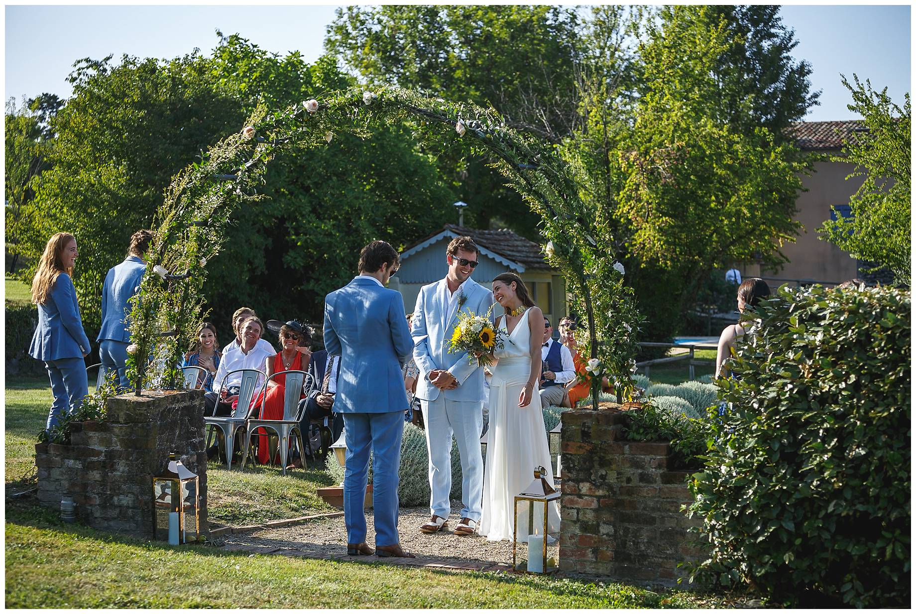Chateau du Bijou Wedding