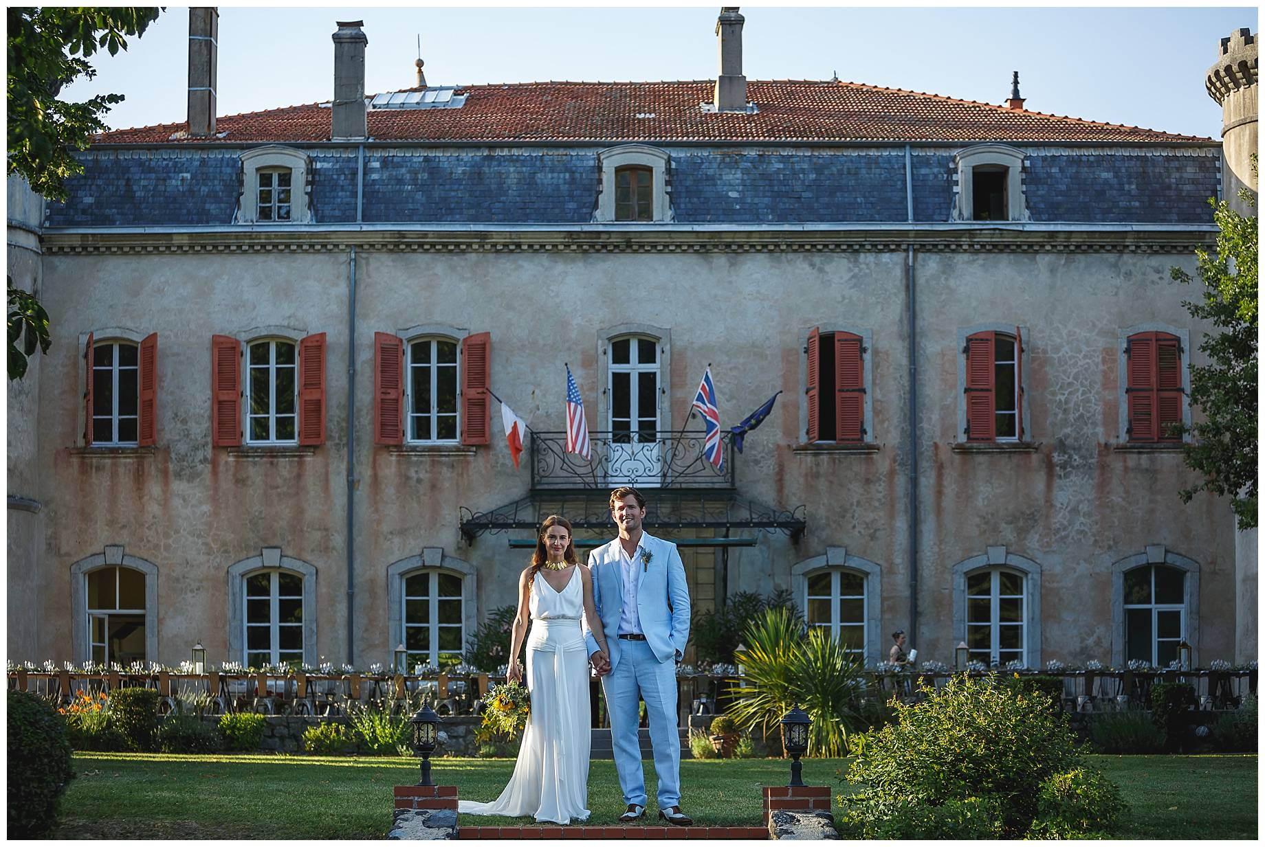 Chateau du Bijou Wedding pictures
