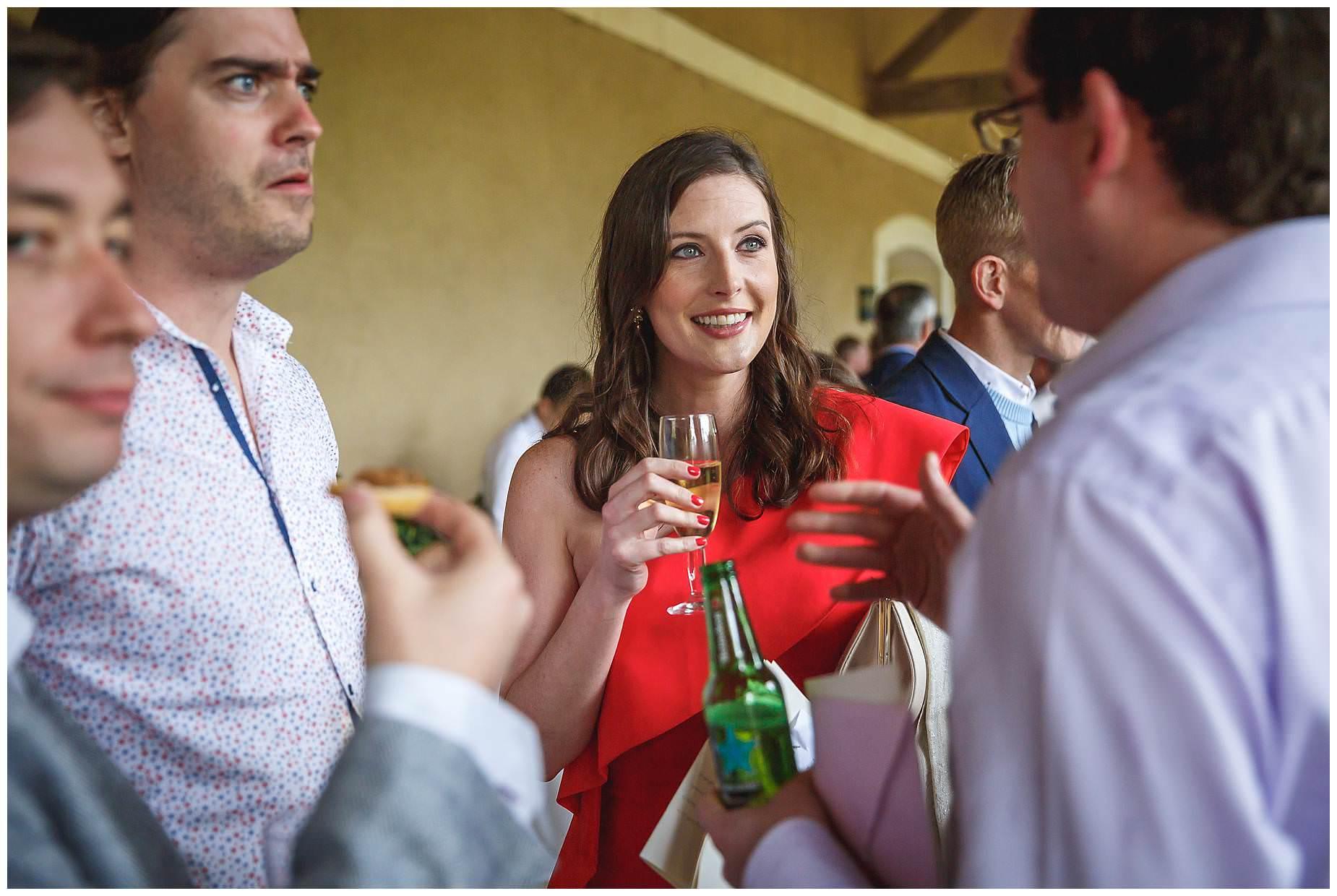 drinks reception arles